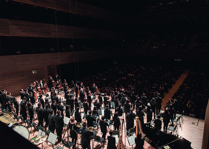 Tongyeong Festival Orchestra European Tour