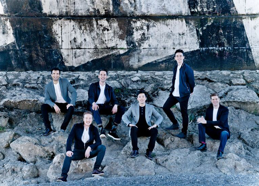 VCH PRESENTS SERIES: The King's Singers Live in Singapore in Two Concerts